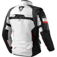 REV!T Rev'it Bunda na motocykel Defender Pro GTX, šedá-červená | FJT194-3520, rev_FJT194-3520-XYL - gap-trade-sk
