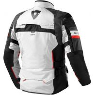 REV!T Rev'it Bunda na motocykel Defender Pro GTX, šedá-červená   FJT194-3520, rev_FJT194-3520-M - gap-trade-sk