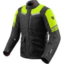 REV!T Rev'it Bunda na motocykel Neptune 2 GTX, čierna-neonová žltá | FJT251-1450, rev_FJT251-1450-L - gap-trade-sk