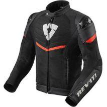REV!T Rev'it Bunda na motocykel Mantis, čierna-neonová červená | FJT264-1270, rev_FJT264-1270-XL - gap-trade-sk