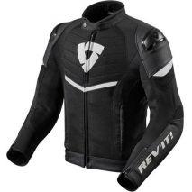 REV!T Rev'it Bunda na motocykel Mantis, čierna-biela | FJT264-1600, rev_FJT264-1600-XXL - gap-trade-sk
