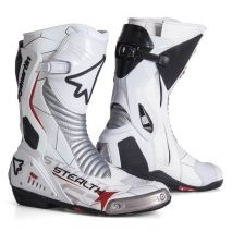 Stylmartin Stylmartin Racing Stealth Evo čižmy na motocykel, biele, sty_racing-stealth-evo-white_40 - gap-trade-sk