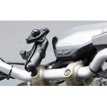 SW Motech SW Motech Adapter for Garmin Müvi For GPS mount., čierny, | CPA.00.424.116, sw_CPA_00_424_116 - gap-trade-sk