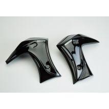 Bodystyle BODYSTYLE bočný kryt chladiča, čierny | 6529250, bds_6529250 - gap-trade-sk