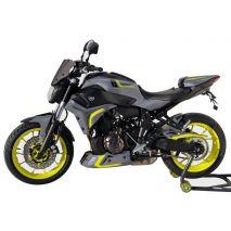 Bodystyle BODYSTYLE bočný kryt chladiča, šedý/žltý | 6529047, bds_6529047 - gap-trade-sk