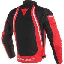 Dainese Dainese  AIR CRONO 2  textilná bunda ,  BLACK/RED/WHITE|201735202-678, dai_201735202-678_44 - gap-trade-sk