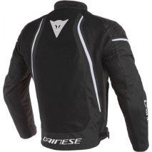 Dainese Dainese  AIR CRONO 2  textilná bunda ,  BLACK/BLACK/WHITE 201735202-948, dai_201735202-948_44 - gap-trade-sk