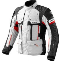 REV!T Rev'it Bunda na motocykel Defender Pro GTX, šedá-červená | FJT194-3520, rev_FJT194-3520-M - gap-trade-sk