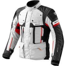 REV!T Rev'it Bunda na motocykel Defender Pro GTX, šedá-červená | FJT194-3520, rev_FJT194-3520-XL - gap-trade-sk