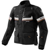 REV!T Rev'it Bunda na motocykel Dominator GTX, čierna-béžová | FJT195-1760, rev_FJT195-1760-XXL - gap-trade-sk