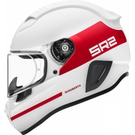 SCHUBERTH SCHUBERTH SR2 motocyklová prilba - červená ECE | 439944, sch_4399443360 - gap-trade-sk