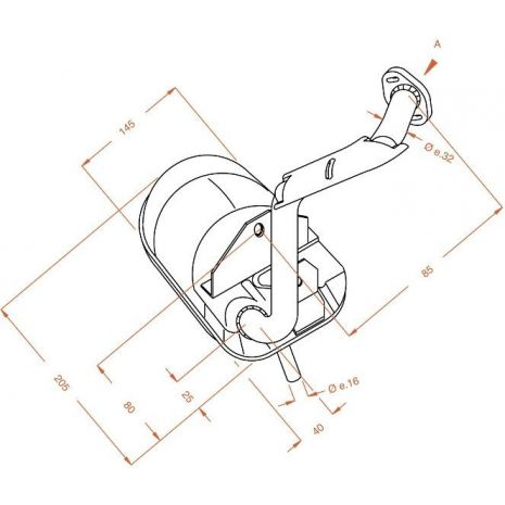 LeoVince výfuky Leovince SITO komlet výfukový systém, nerezový Racing - VESPA PK 125   0234, leo_0234 - gap-trade-sk