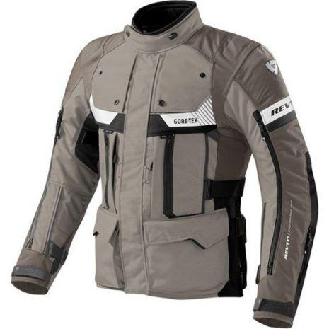 REV!T Rev'it Bunda na motocykel Defender Pro GTX, béžová-čierna   FJT194-5220, rev_FJT194-5220-XL - gap-trade-sk